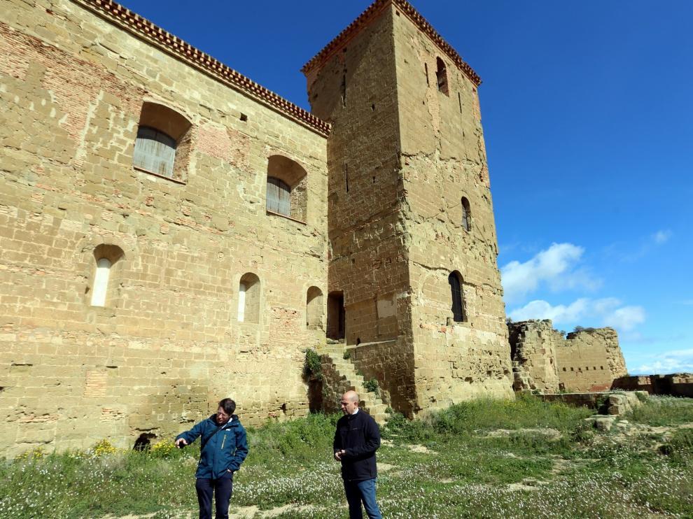 Adjudicado el proyecto de restauración del castillo de Montearagón