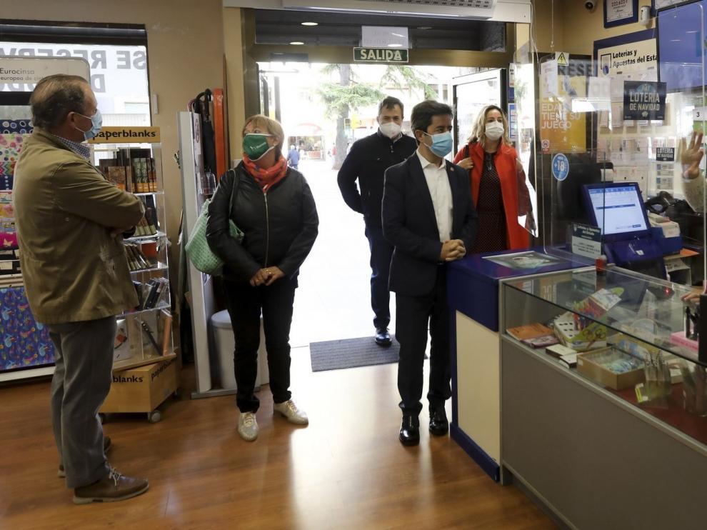 """Los vales por 20.000 euros de la campaña """"Bonos Impulsa Huesca"""" se agotan en minutos"""