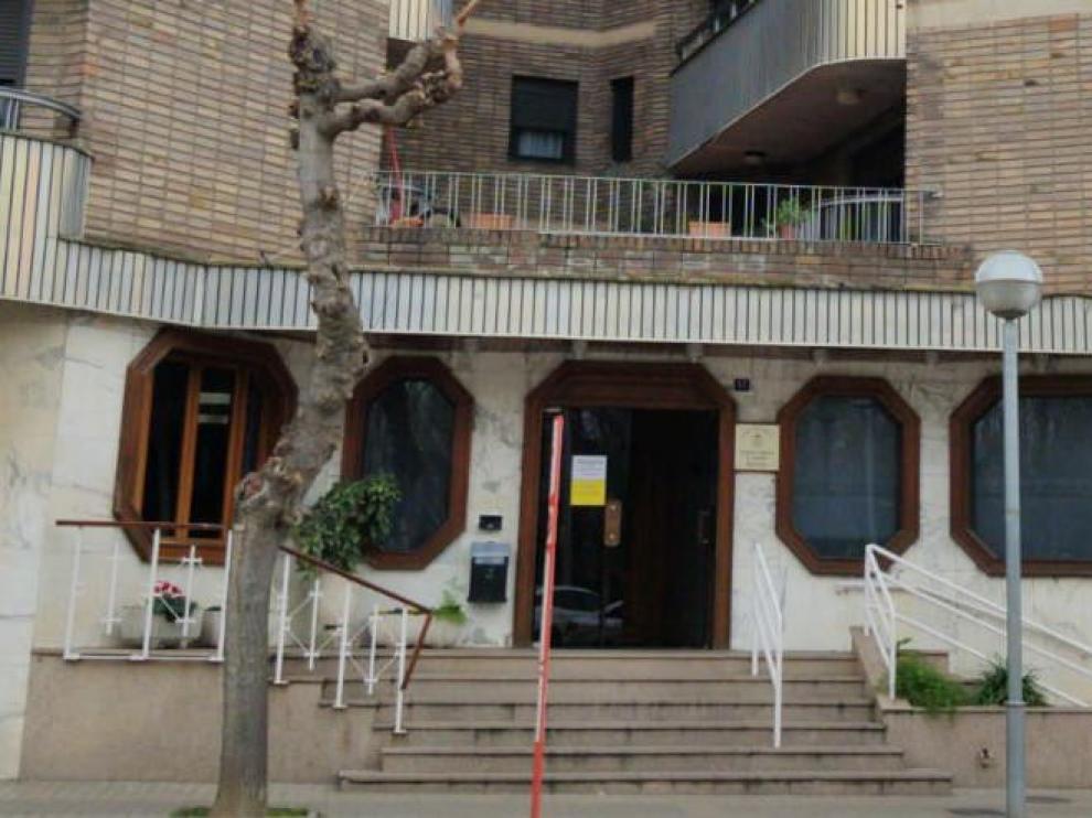 """El PAR de Monzón manifiesta un """"apoyo rotundo"""" a residentes, personal y familiares de la Residencia Riosol"""