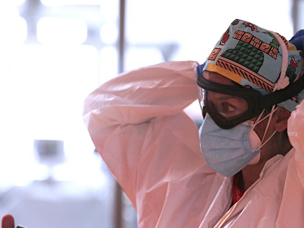 La unidad de salud mental quiere activar el programa para sanitarios y familiares de víctimas de coronavirus