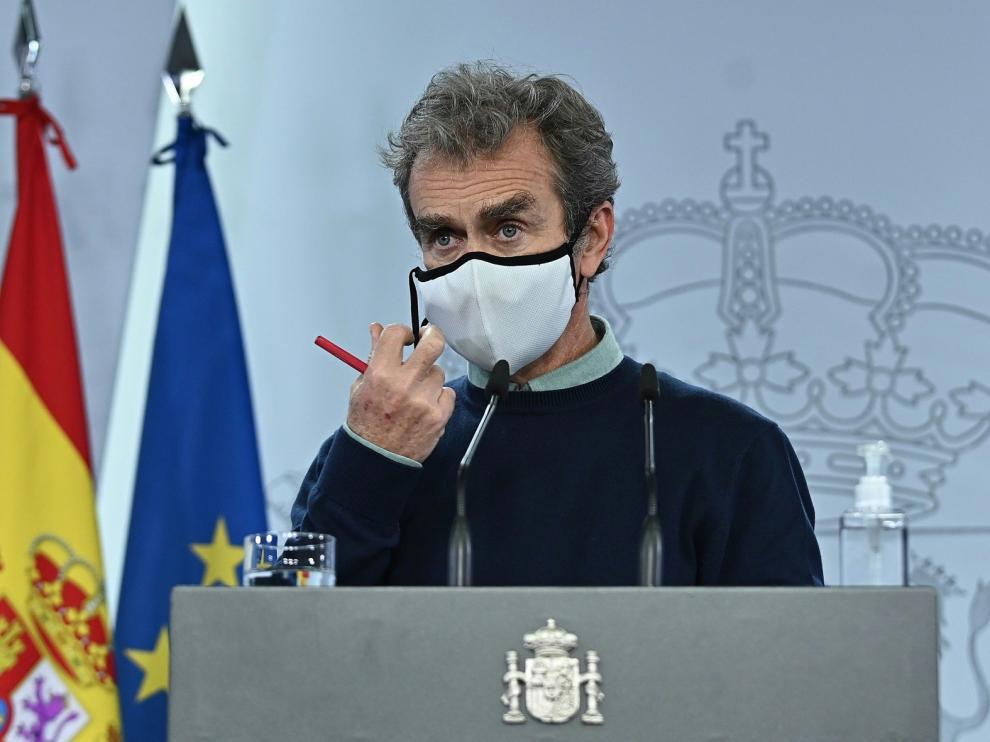 Sanidad notifica este martes 18.669 nuevos casos y 238 muertes más en el conjunto de España