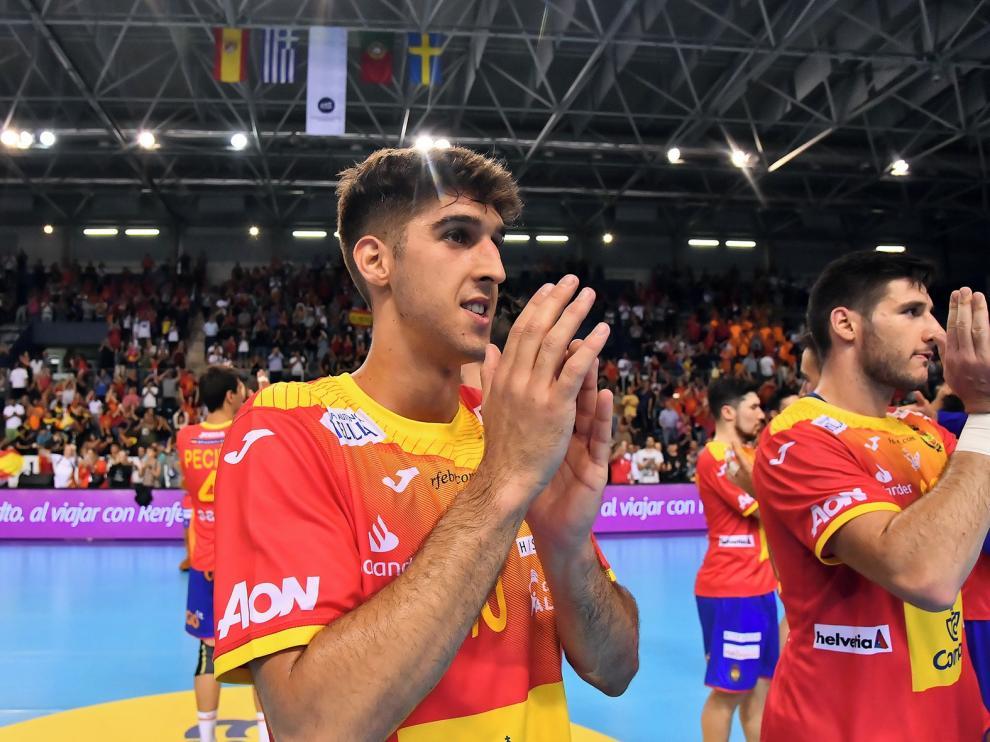 España prueba nuevos valores ante Hungría en el inicio de la EHF Euro Cup
