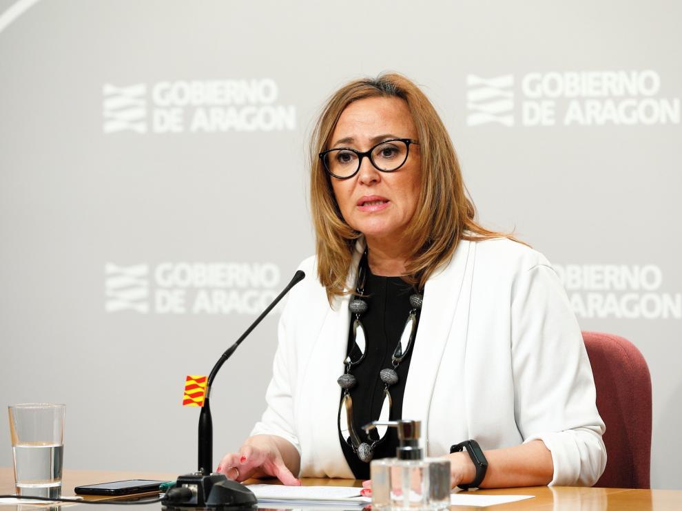 El Gobierno de Aragón insta a reforzar los controles de cara a la campaña navideña para frenar la covid