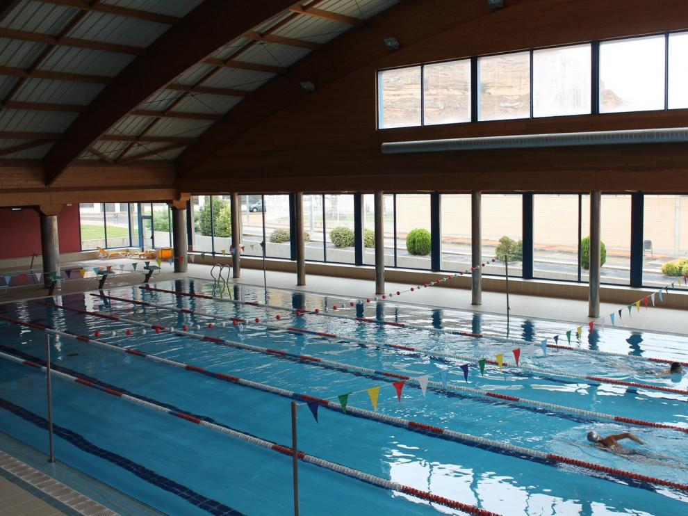 Cierre de la piscina de Monzón por el nivel 3 de alerta sanitaria