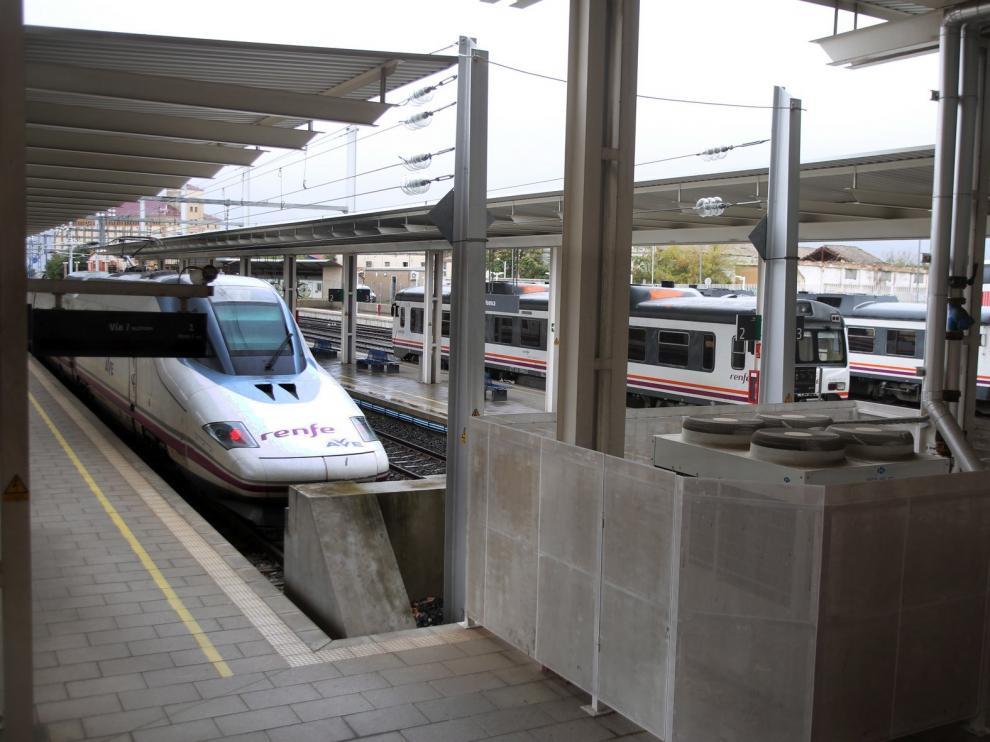 Renfe devuelve más de 350 billetes en los servicios de Ave-Larga distancia y Avant en Huesca