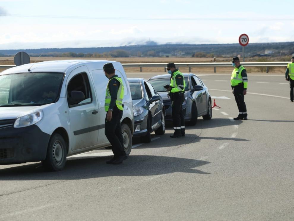 El primer fin de semana con las nuevas restricciones se salda con más de 850 propuestas de sanción en Aragón