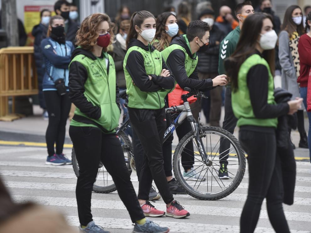 Los centros de deporte de Huesca piden un trato justo