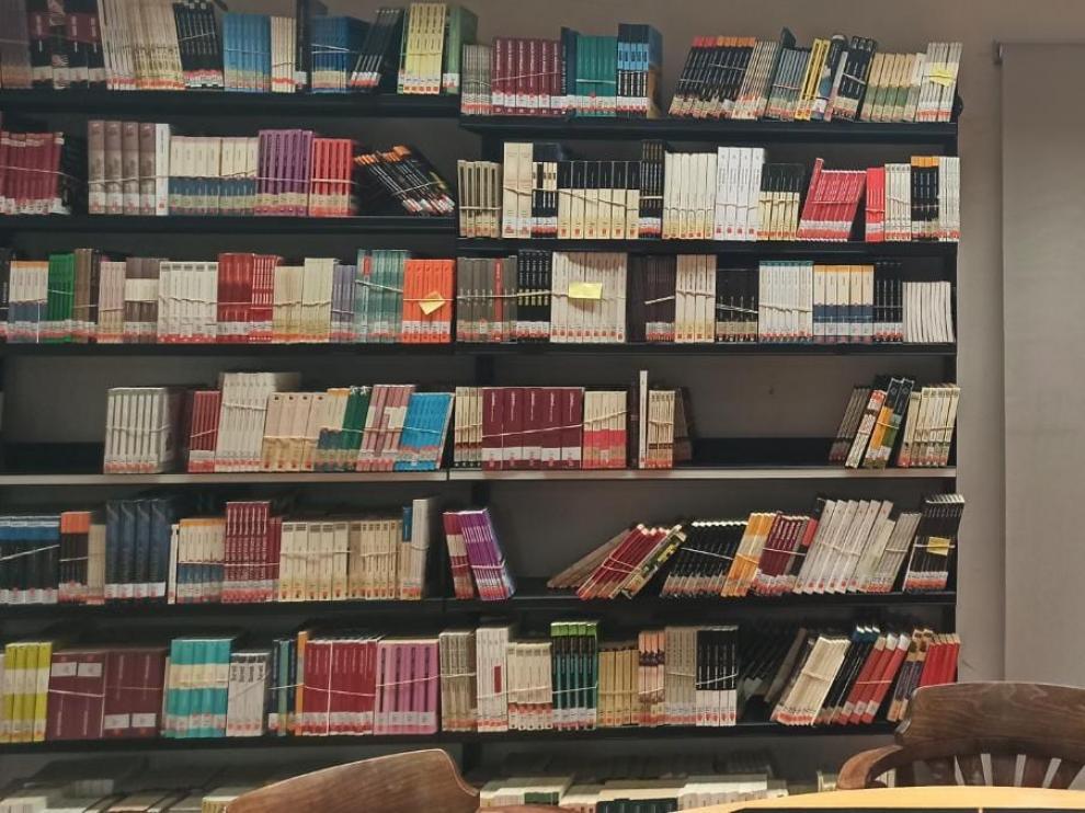 Las bibliotecas de Fraga acercan sus recursos a los centros educativos