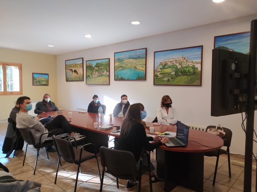 La Oficina de Desarrollo de Jaca contribuyó a crear 19 empleos