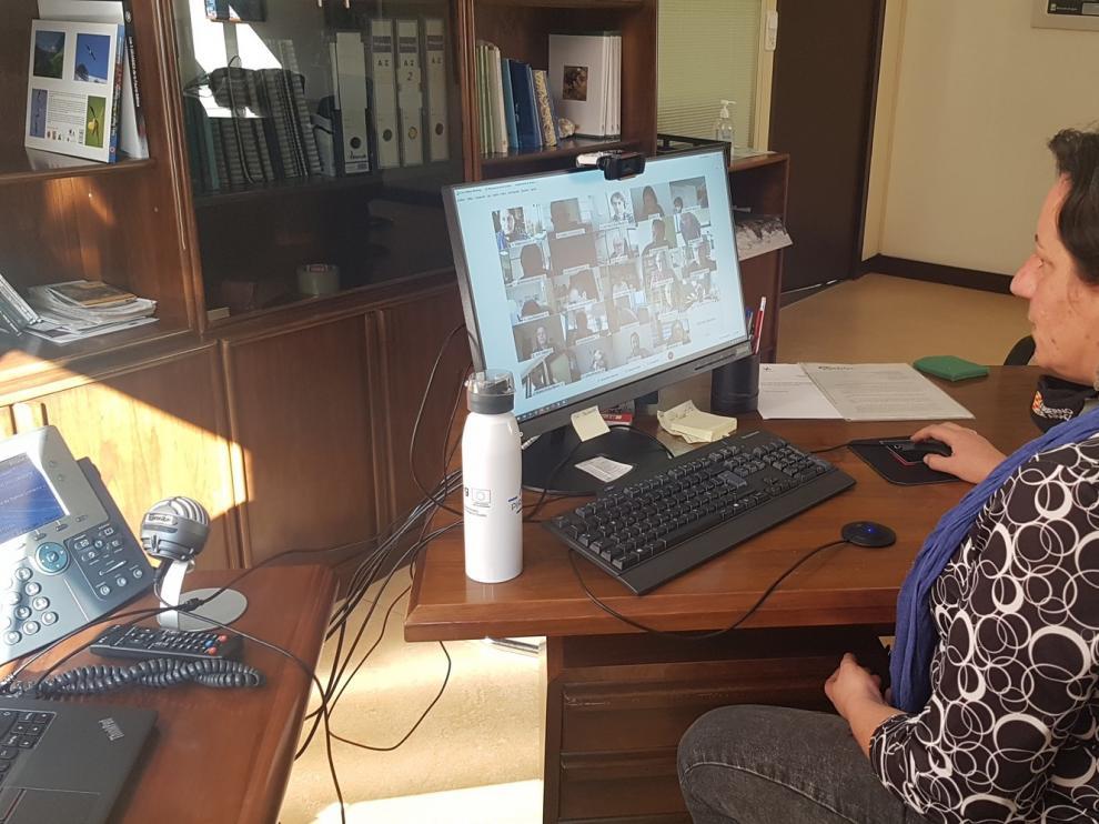 La DGA inicia el proceso de información pública del proyecto de desmantelación de Inquinosa