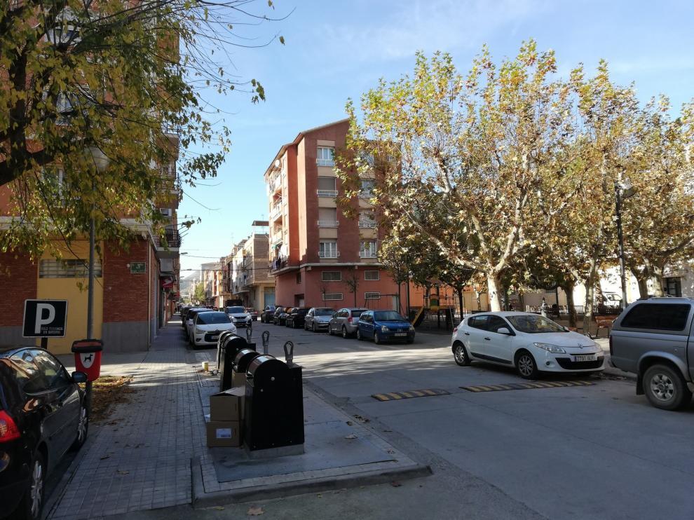 El PSOE de Fraga lamenta que el Ayuntamiento haya olvidado la remodelación de la calle Huesca en los presupuestos