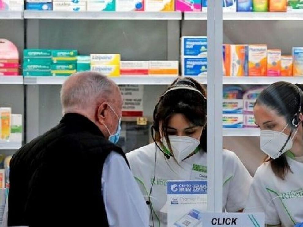 Sanidad pide un plan detallado para realizar test en farmacias
