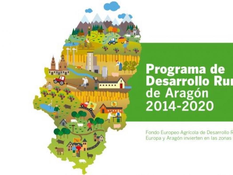 Aragón es la primera Comunidad en grado de ejecución del Programa de Desarrollo Rural en Espaaña