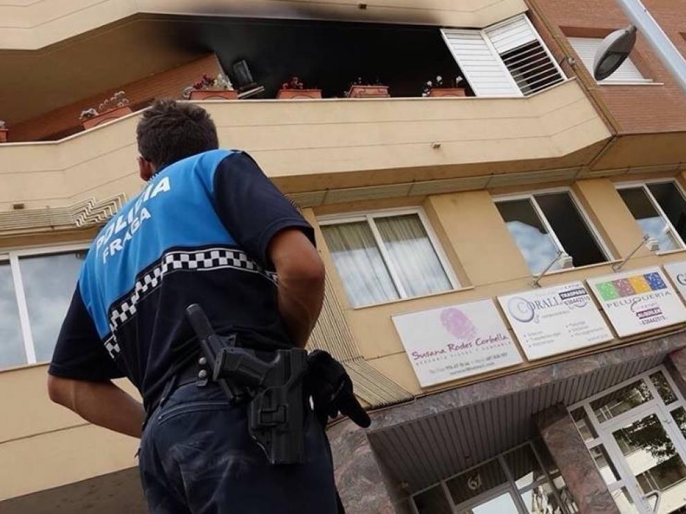 Un total de 113 candidatos inscritos para una de las 4 plazas de Policía Local de Fraga