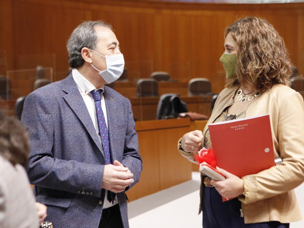El gerente del Salud anuncia el inicio de negociaciones para mejorar las condiciones laborales del personal