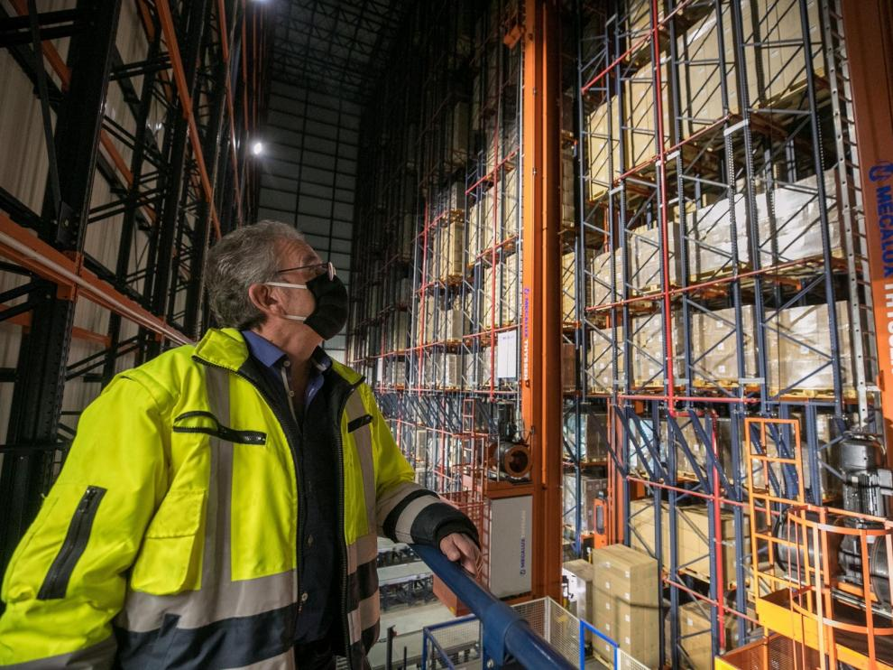 Jeringas fabricadas en Fraga para vacunar a más de 400 millones de personas