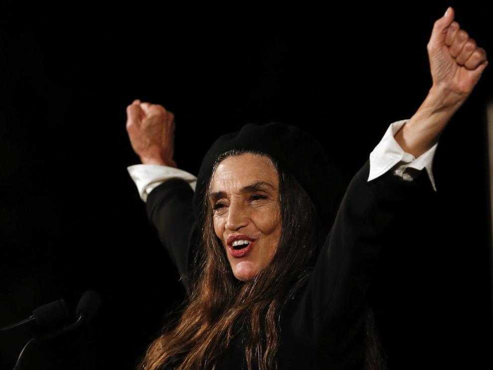 La actriz Ángela Molina, Goya de Honor 2021