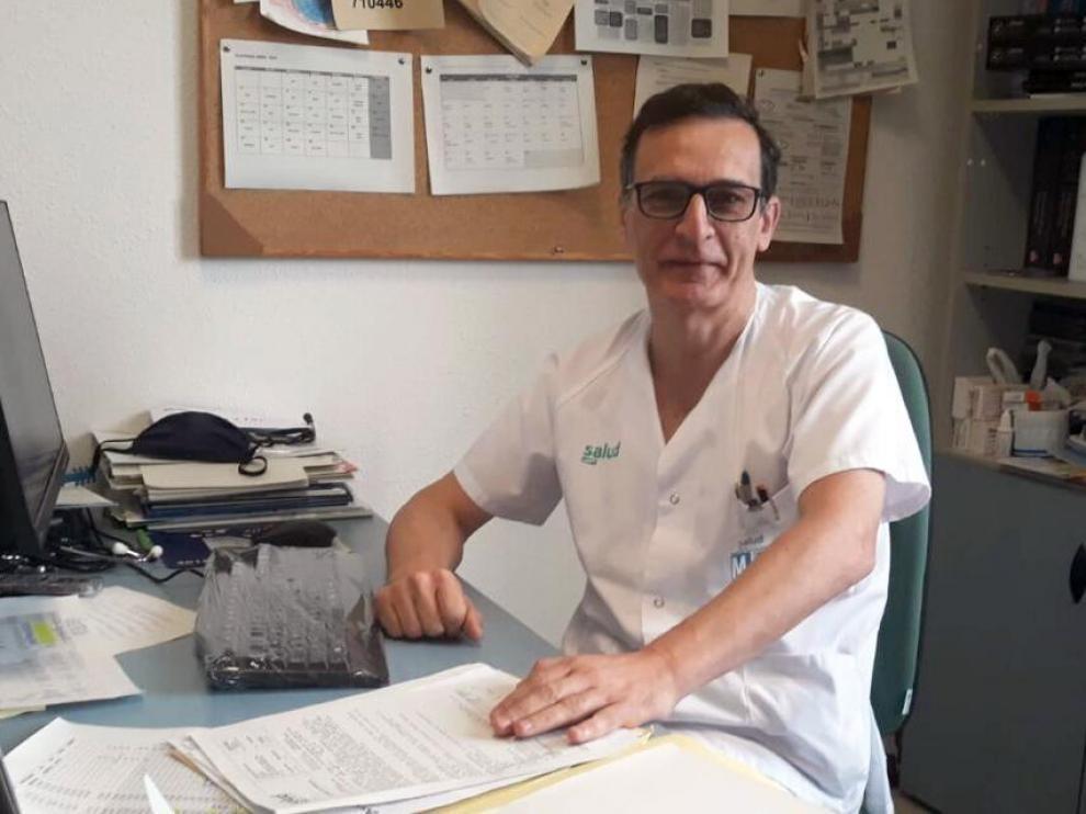 El internista zaragozano Díez Manglano elegido presidente de la Sociedad Española de Medicina Interna