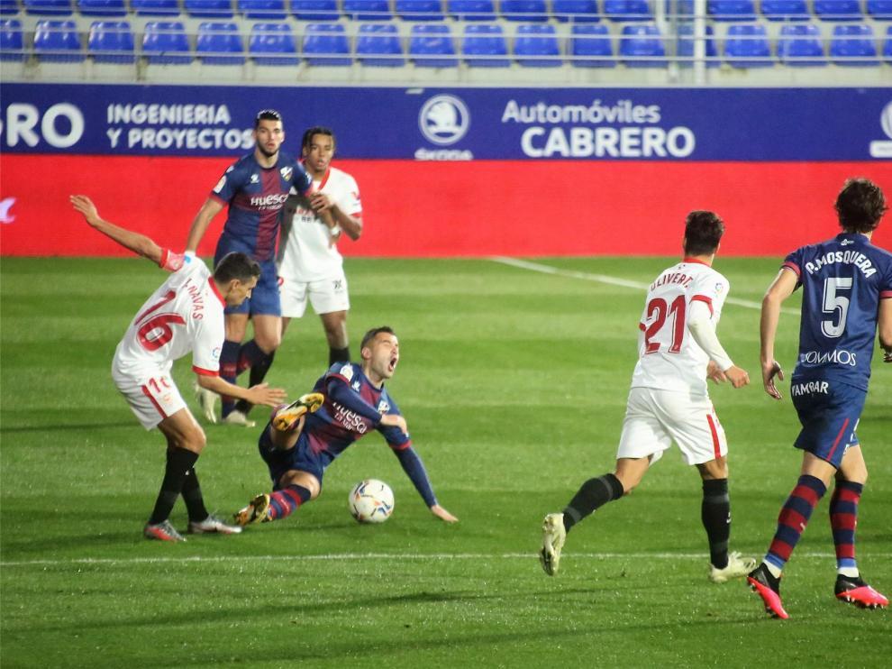 El Huesca ya tiene horario para su debut en Copa del Rey