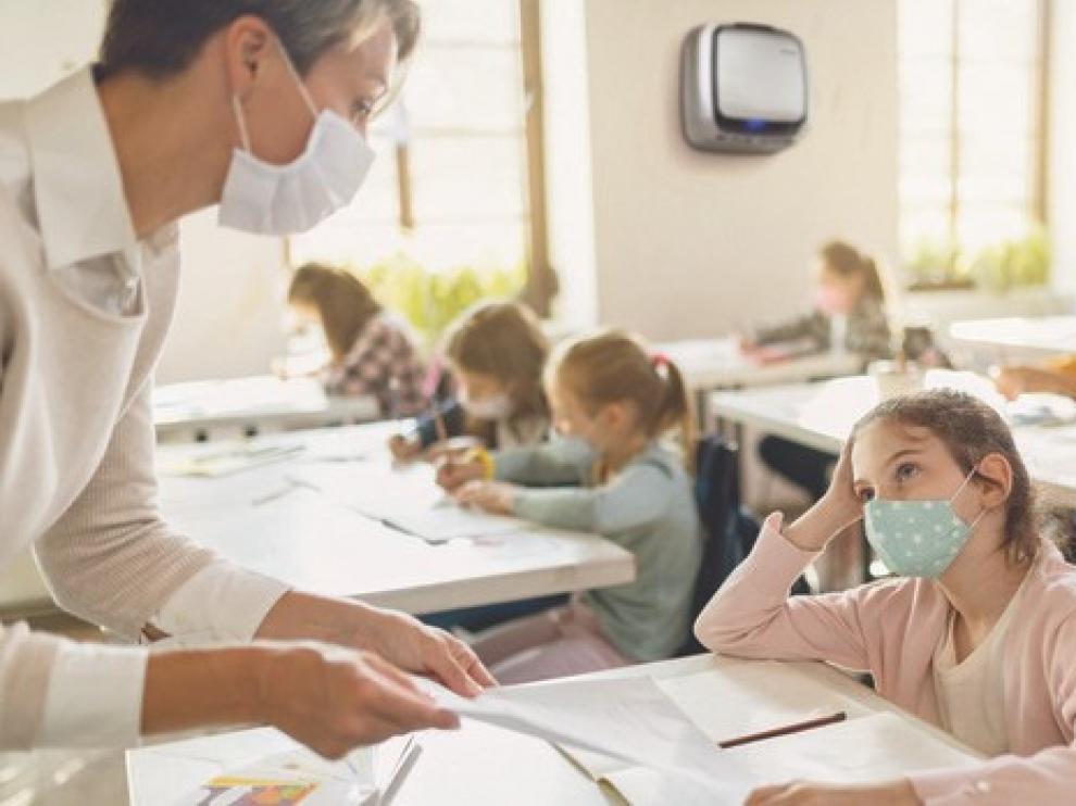 Anpe lanza un completo decálogo para la gestión del estrés docente
