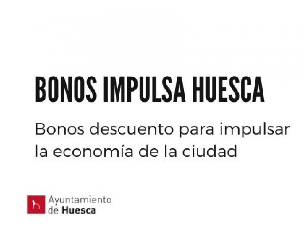 """La primera entrega de los """"Bonos Impulsa Huesca"""" de este mes se agota en 5 minutos"""