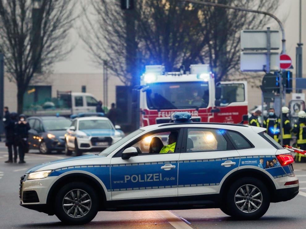 Cinco muertos, entre ellos un bebé, en un atropello en Alemania