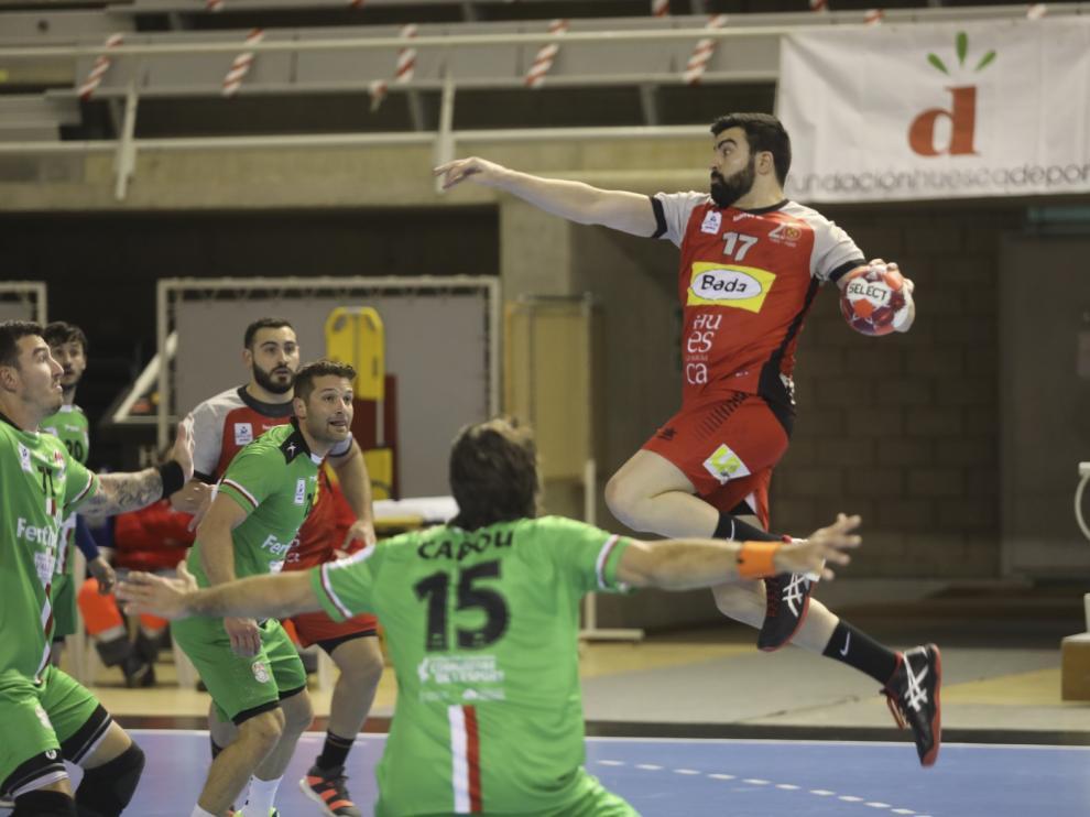 Bada Huesca quiere volver contra Aranda a saborear el triunfo
