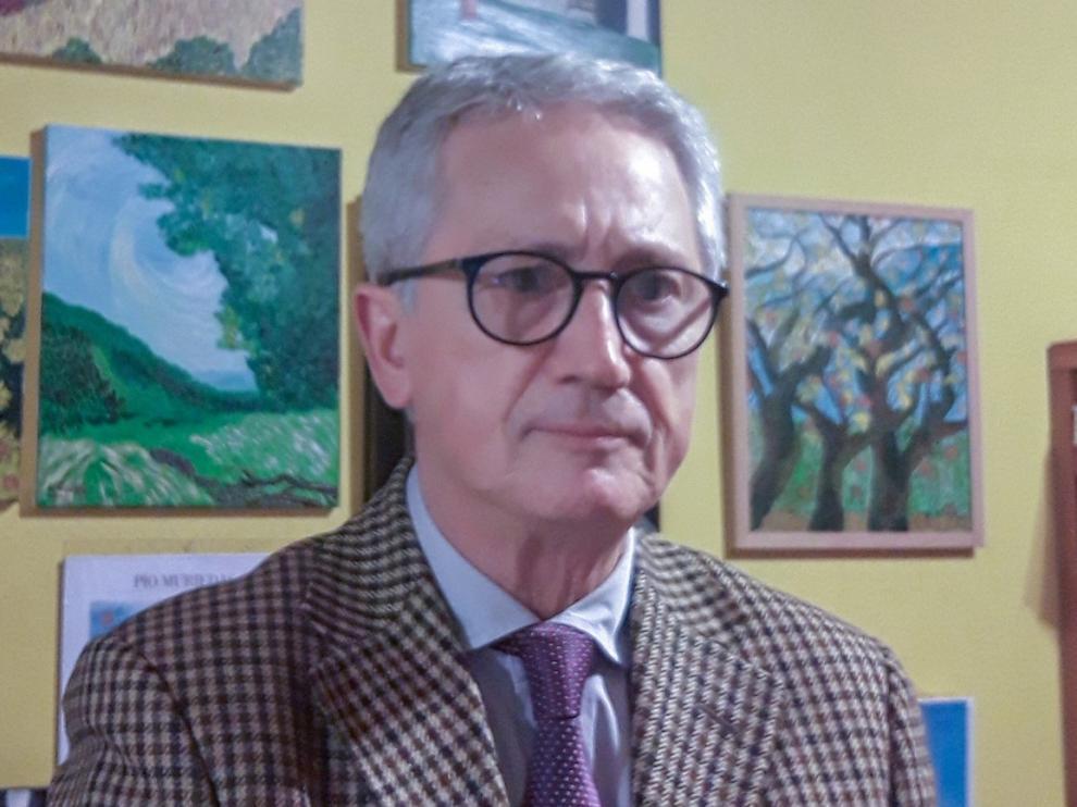 """Manuel María Fernández Gochi: """"Pío Muriedas es un """"Quijote"""" del siglo XX porque vivió de la poesía y de la pintura"""""""