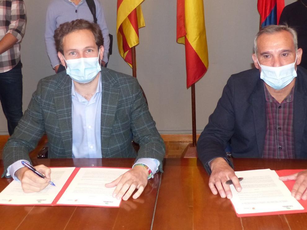 El Ayuntamiento de Monzón concede ayudas de hasta 800 euros a familias en situación vulnerable por la covid-19