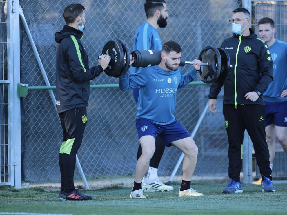 """Javi Galán: """"Cuando llegue la primera victoria, vendrán muchas más"""""""