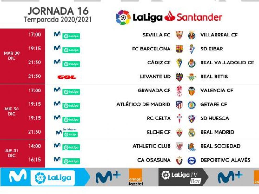 El Huesca ya sabe cuándo despedirá el año futbolístico
