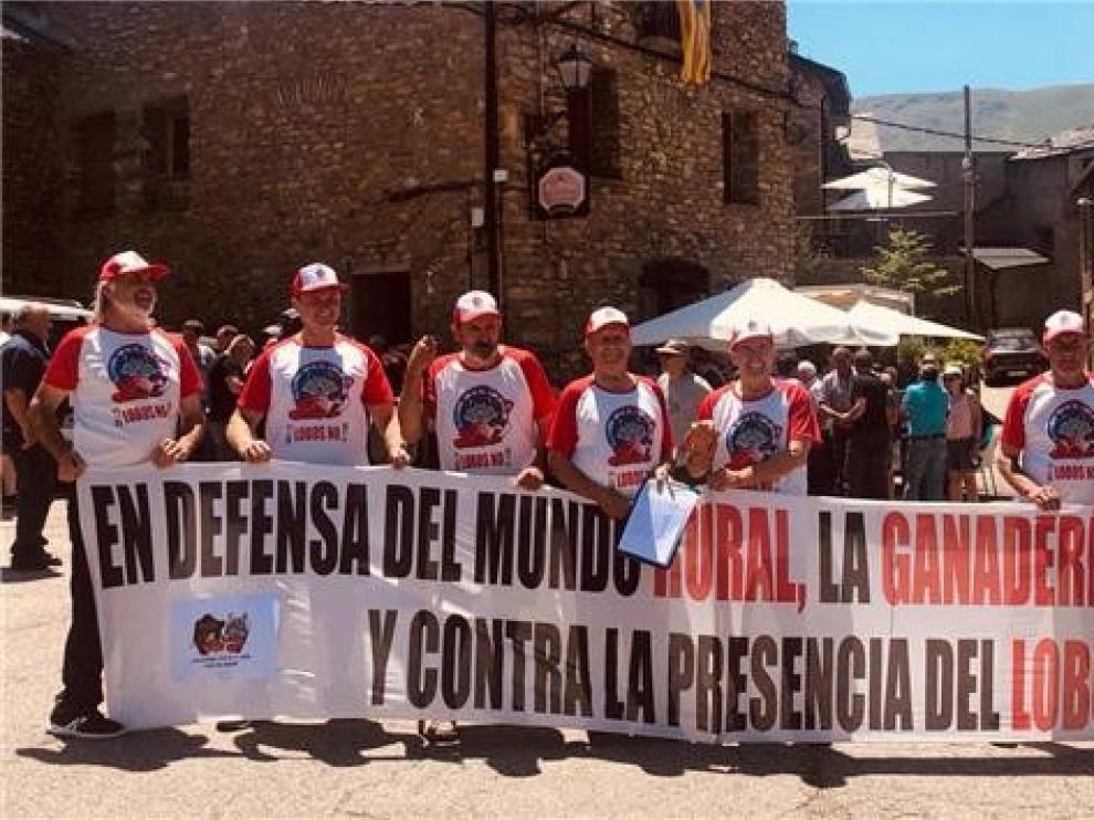 La Plataforma contra la presencia del oso en Aragón defiende la caza