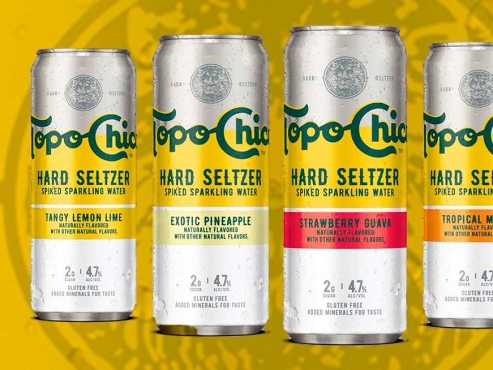 Coca-Cola lanza su primera bebida con alcohol en España con su entrada en el segmento 'hard seltzer'