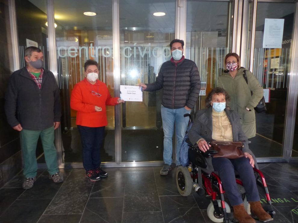 El proyecto Aquí Sí reconocerá a los establecimientos accesibles de Monzón