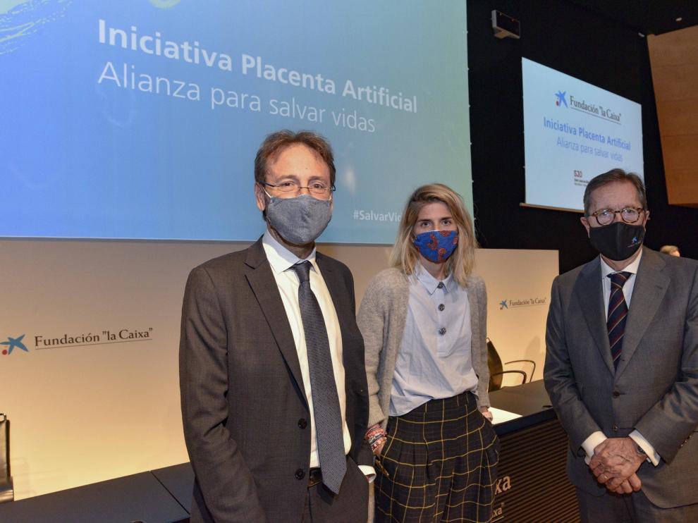 """La Fundación """"la Caixa"""" impulsa el primer gran proyecto europeo de placenta artificial"""