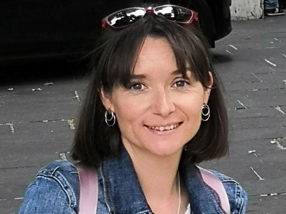 """Soraya Añón, voluntaria de Cruz Blanca: """"Valoras las cosas de la vida que normalmente pasan desapercibidas"""""""