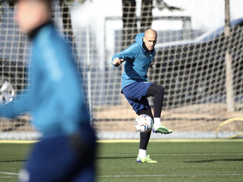 """Sandro ve un partido """"fundamental y clave"""" para el Huesca en Granada"""