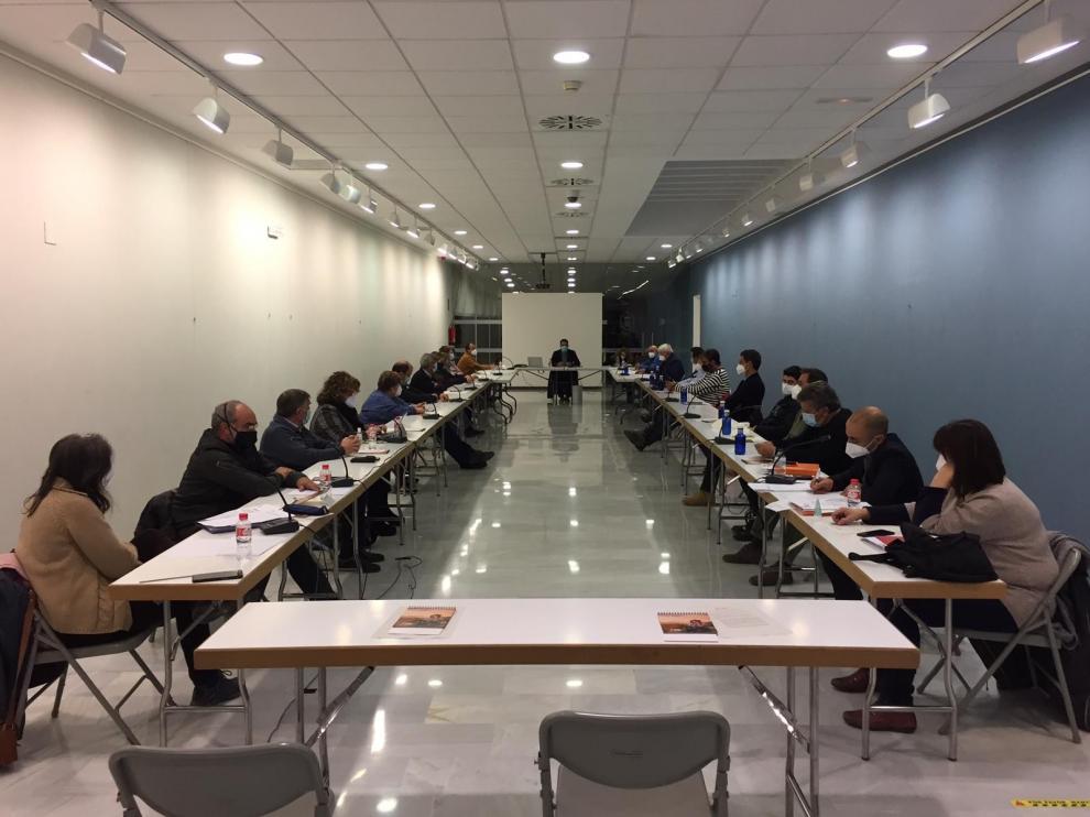La Comarca de Somontano aprueba sus presupuestos por 5,8 millones de euros