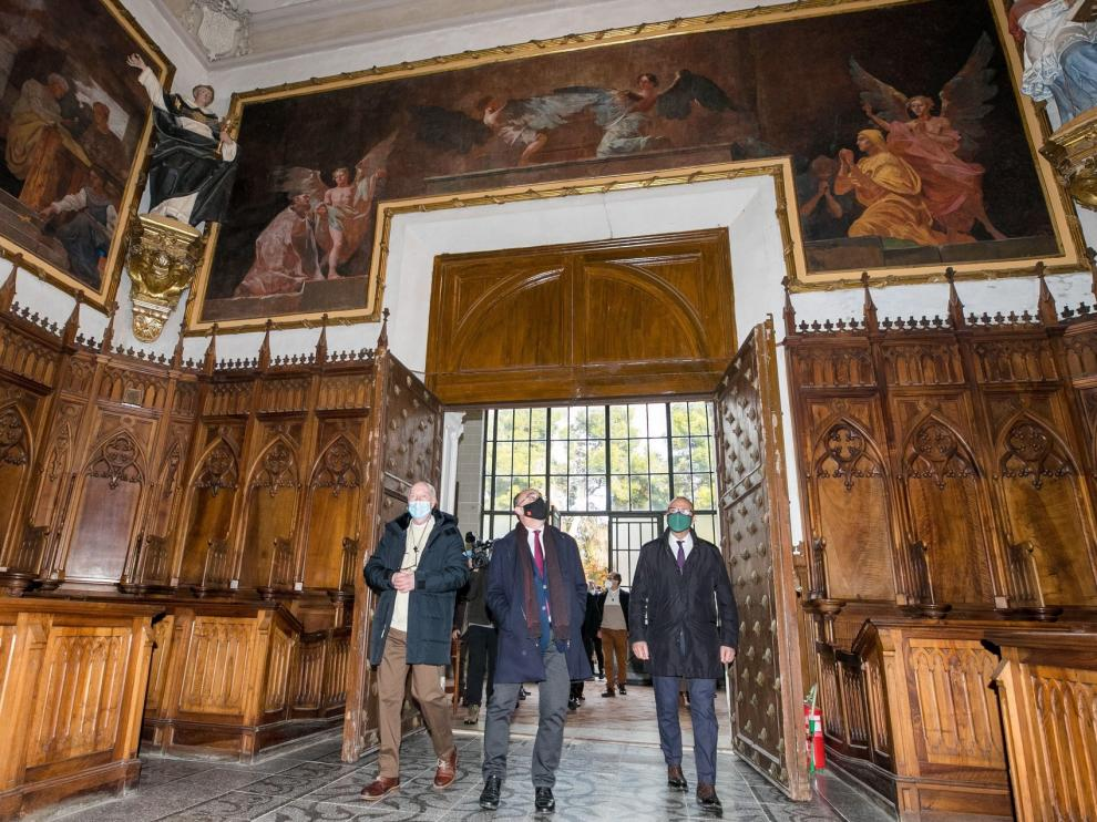 Aragón se reivindica como la tierra de Francisco de Goya
