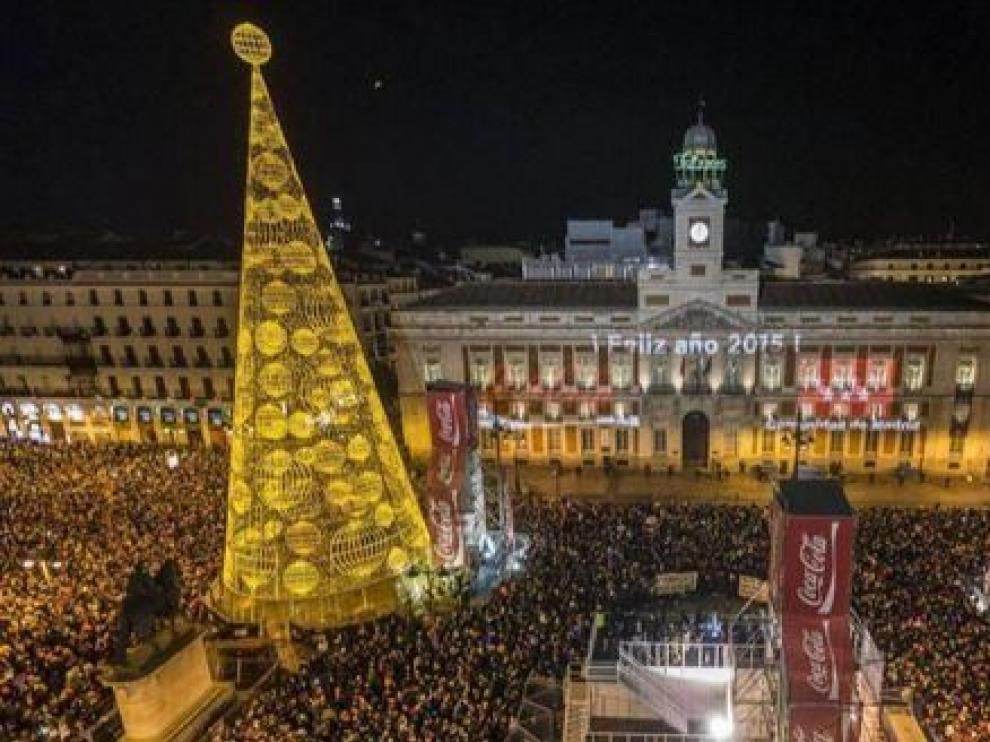 Madrid prohibe celebrar las campanadas en la calle