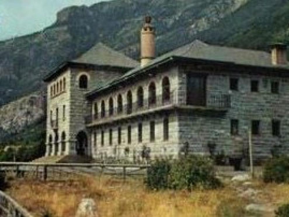 Aragón destina parte del antiguo parador de Ordesa a la comunidad científica