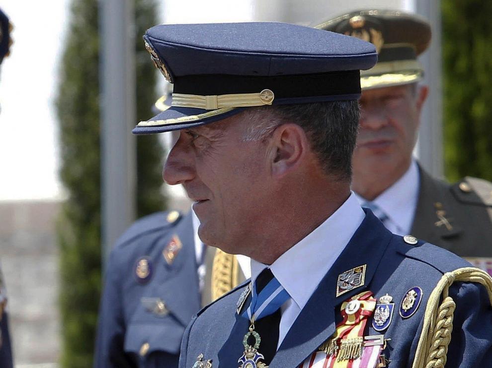 Un general de Zaragoza, nuevo jefe militar de la Casa del Rey