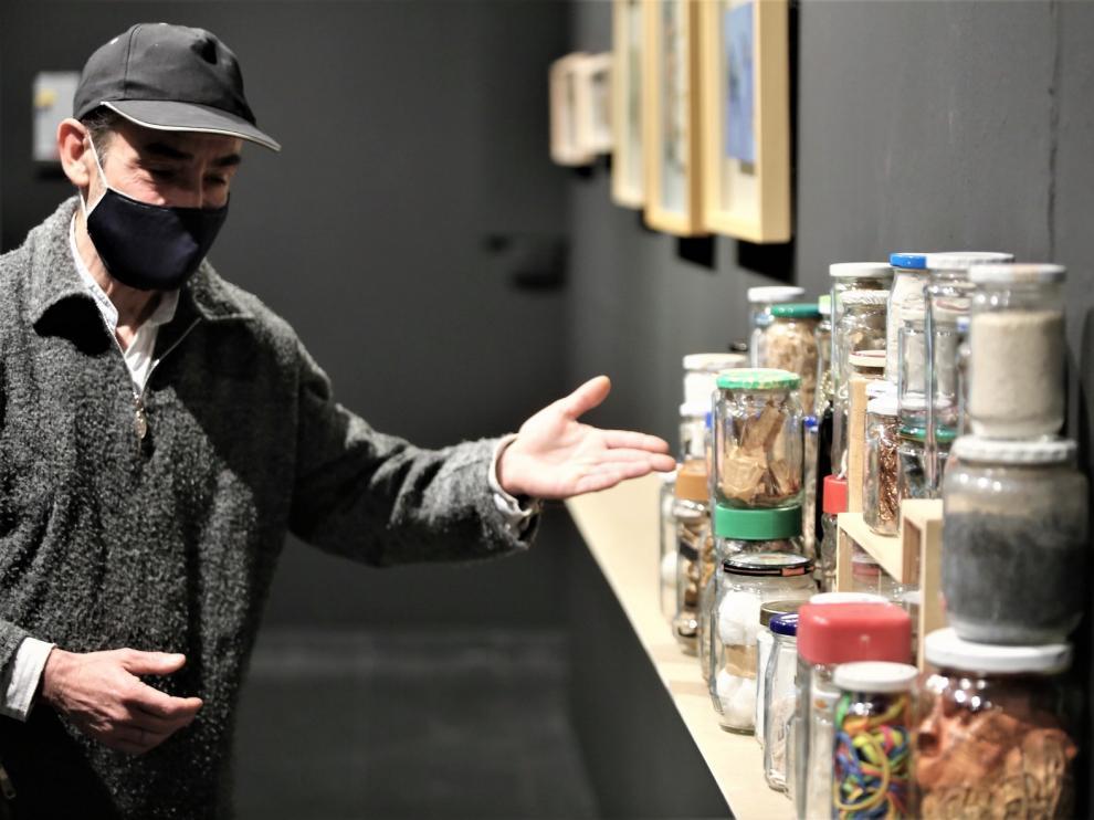 "eme eme invade el Manuel Benito Moliner con un arte ""inexplicable"""