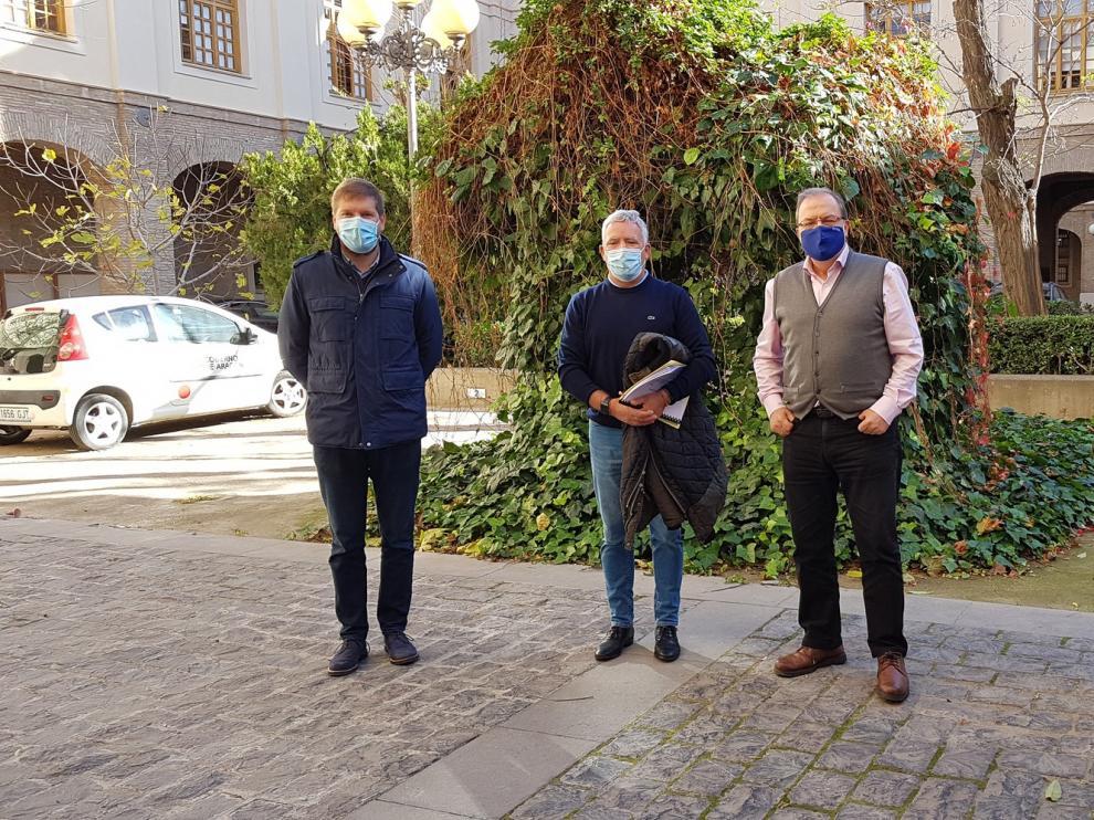 Aragón licitará el estudio informativo de la 'Conexión de los valles del Ésera y del Cinca por Secastilla'