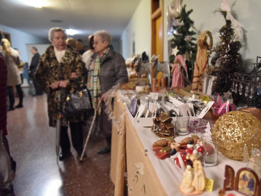 Manos Unidas aplaza por la covid su tradicional rastrillo navideño