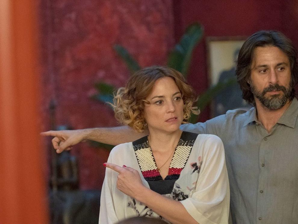 """""""Nasdrovia"""", con Leonor Watling y Hugo Silva, confirma su segunda temporada"""