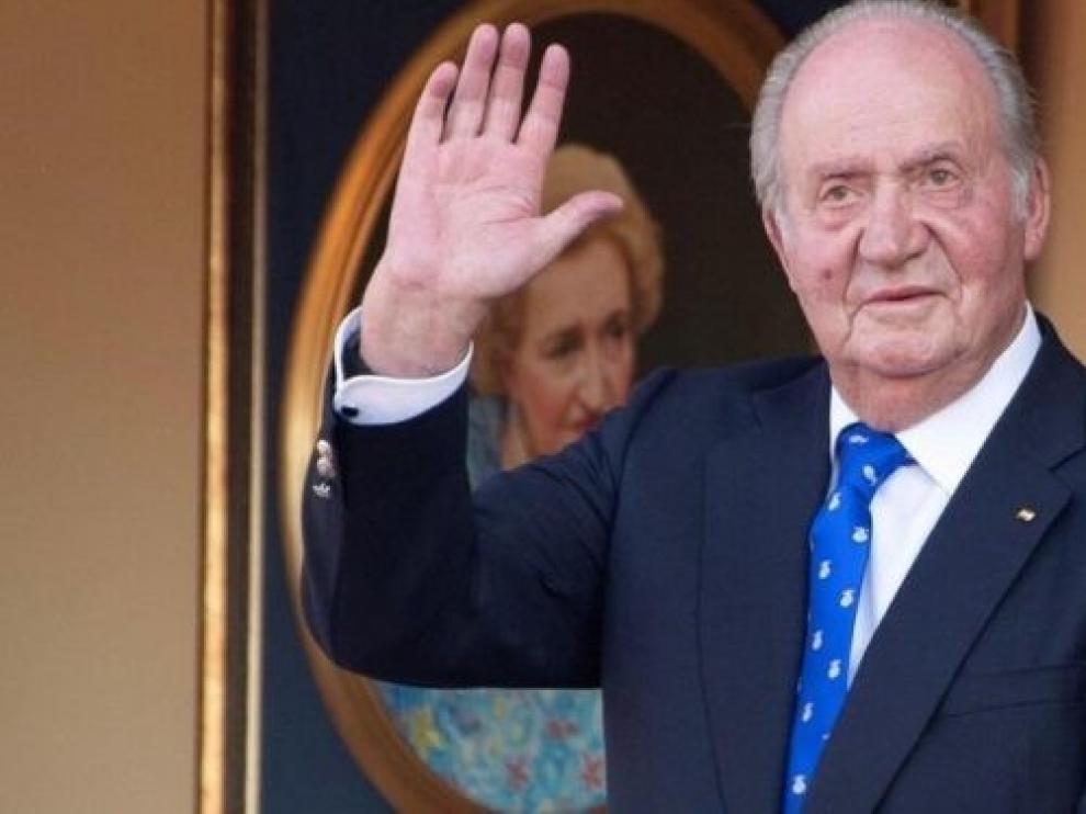 Mediaset prepara una serie sobre Juan Carlos I