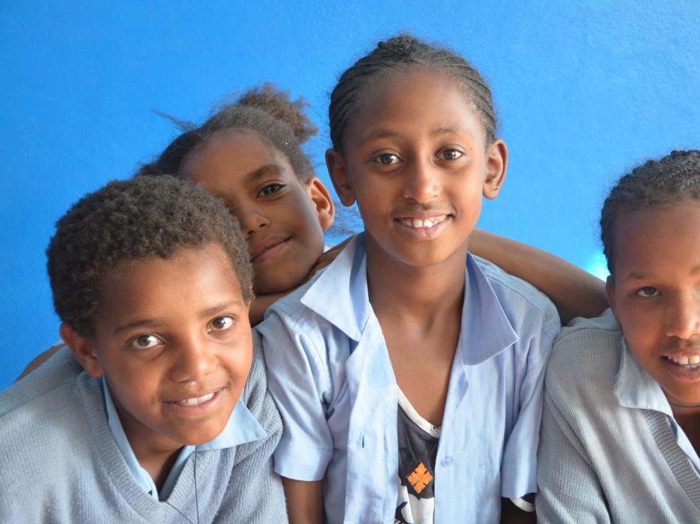 Luces por Etiopía, cuando el amor fraterno llega más allá de la vista