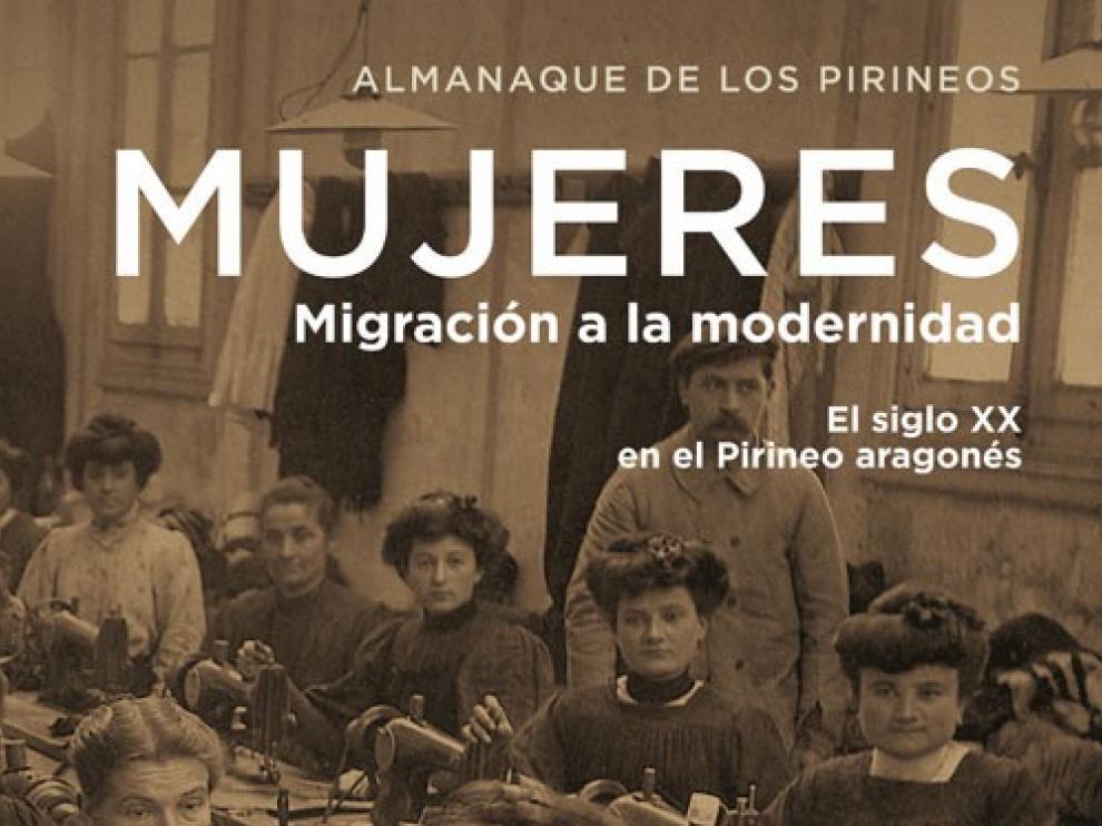 """'Mujeres. Migración a la modernidad"""", la historia pirenaica con mirada femenina"""