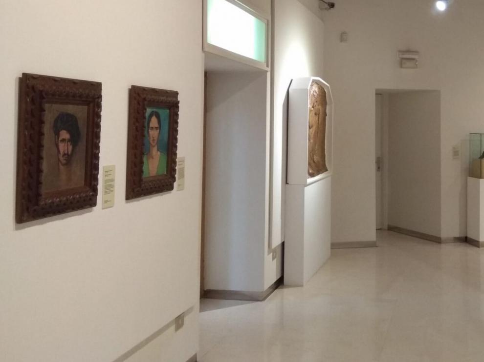 El Museo de Huesca muestra sus colecciones a través de visitas guiadas y vídeos en YouTube